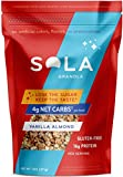 SOLA Granola, Low Carbs, Gluten free