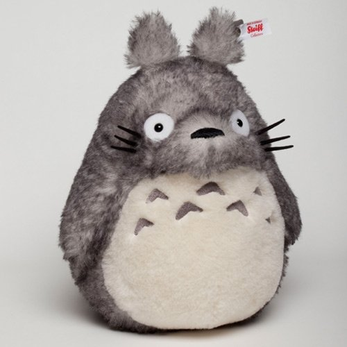 Steiff Studio (Authentic Studio Ghibli& Steiff Totoro Limited Edition Plush 2015 (9.8)