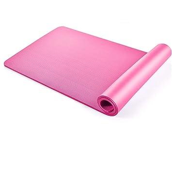Estera de Yoga 10MM 15MM Espuma Gruesa Comfort Yoga Mat ...