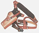 Sportsman's Leather Chest Holster for all Ruger Revolvers