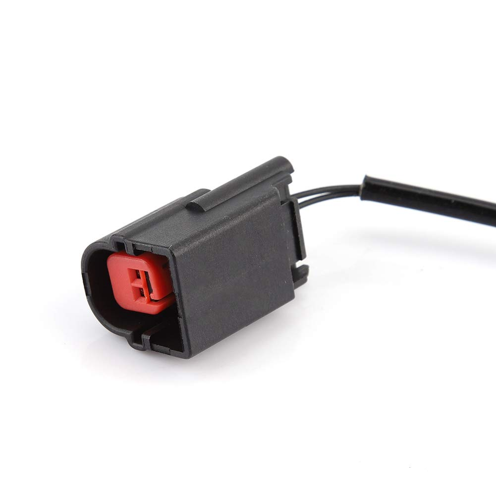 Aramox Capteur de frein capteur dusure de plaquette de frein arri/ère C2D2976 8W832D009BA pour XF XFR XJ XKR 2010-2012