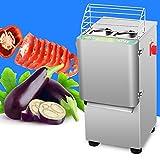 Commercial Vegetable Slicer Shred Cutter potato,fruit slicer machine for Filamentous, flake 110v