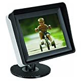 mobile audiovox - Audiovox ACAM350 3.5-Inch LCD Back-up Monitor