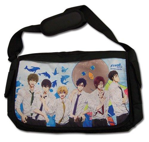 特別セーフ Messenger Bag - B01A9Q7NIQ Free Group! 2 ge82485 - New Group & Iwatobi Anime Licensed ge82485 B01A9Q7NIQ, 信濃町:26970cdd --- arianechie.dominiotemporario.com