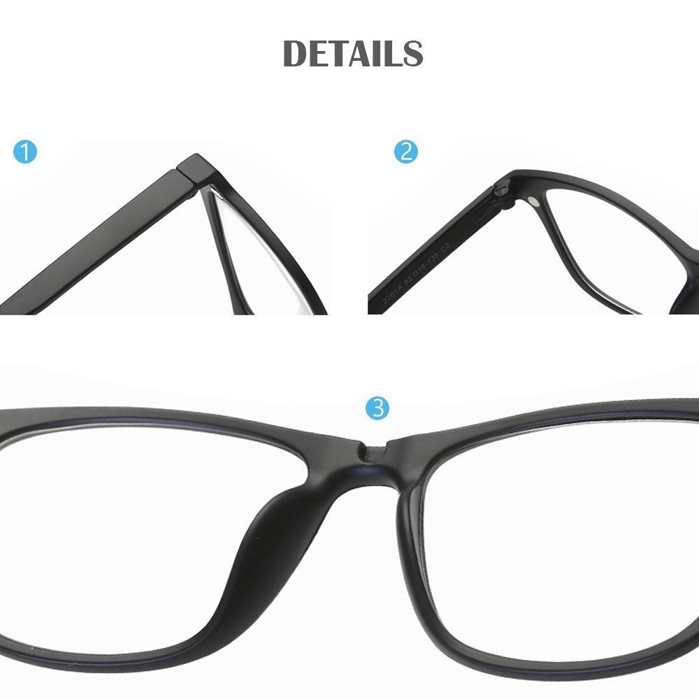 Pesca FOONEE Occhiali da Sole Vintage Occhiali da Sole polarizzati Polarizzati Set di 5 obiettivi Occhiali da Clip Occhiali da Sole retr/ò Unisex per Guida Ciclismo