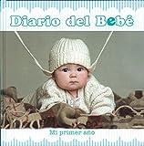 Álbum diario del Bebé: Mi primer año niño