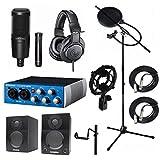 Home Recording Studio Bundle Audio Technica