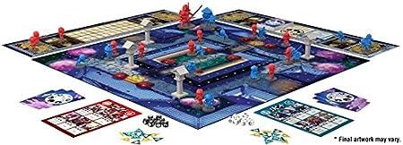 Ninja All Stars Board Game
