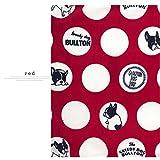 MSFREN Frenchie French Bulldog Super Soft Fleece Red Pet Bed Blanket