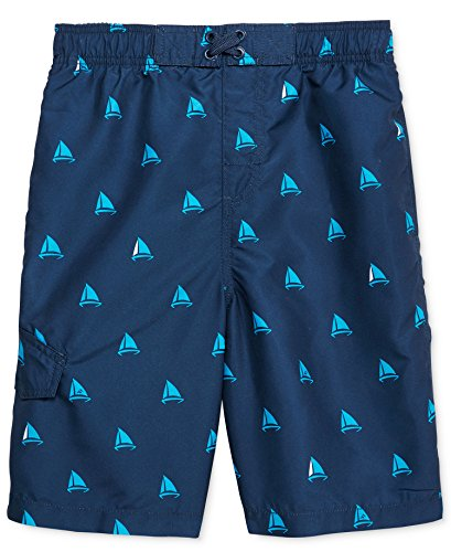 Kanu Surf Baby Boys Swim Trunks (3T/3, Blue)