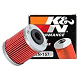 K&N KN-157 Powersports High Performance Oil Filter
