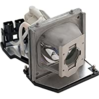 Amazing Lamps Replacement Lamp in Housing for Dell Projectors: 2400MP