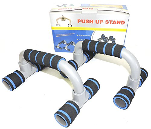 Set of 2 - Incline Pushup Stands for Home Fitness Training - Push Up Bar by DINY Home & Style