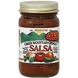 Green Mountain Gringo Medium Salsa -- 16 fl oz