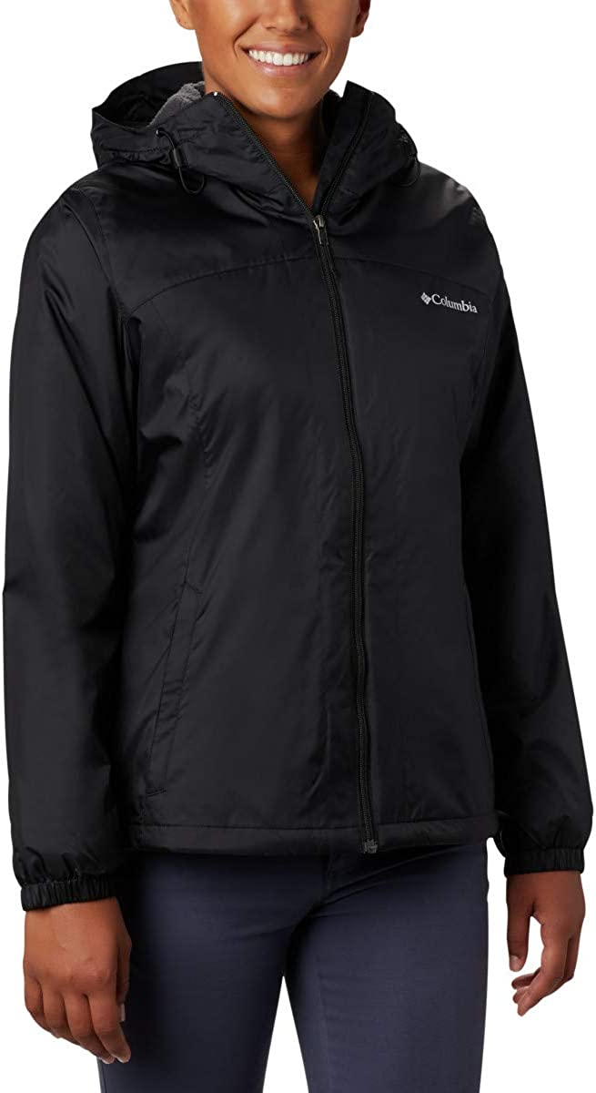 Columbia Women's Switchback Sherpa Lined Jacket: Clothing