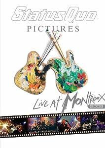 Status Quo: Pictures: At Montreux 2009