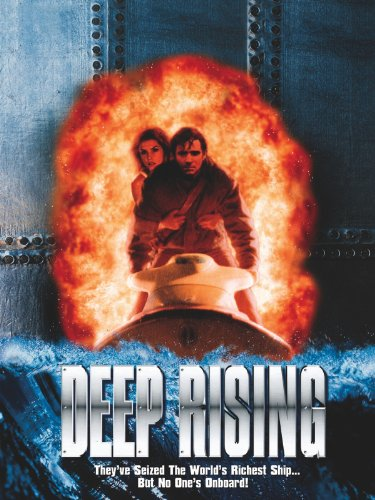 DVD : Deep Rising