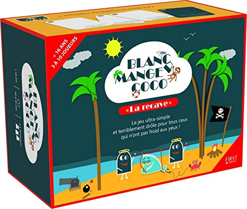 Blanc manger coco – extension N°1 La Recave – Le jeu ultra simple et terriblement drôle