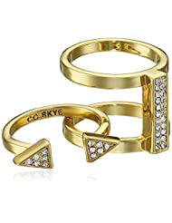 CC Skye Punk Heiress Stackable Ring, Size 5