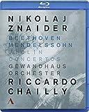 Beethoven & Mendelssohn: Violin Concertos [Blu-ray]