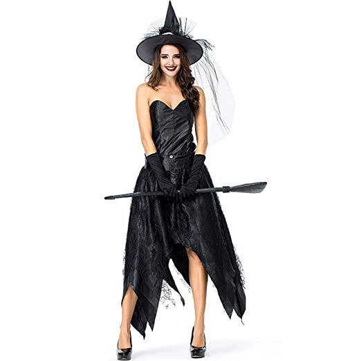 CAGYMJ Cosplay Dress Party Ropa De Mujer,Medieval Tubo Superior ...