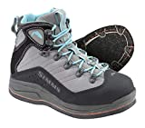 Simms VaporTread Felt Sole Wading Boots for Women - Lightweight Fishing & Hiking Boots - Neoprene...