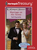 Marriage On His Terms (Bachelor Territory Book 3497)