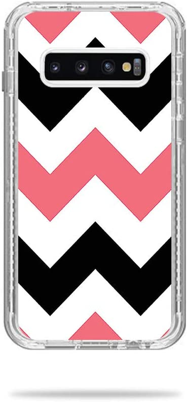 Made in The USA Remove Durable Protective Solid White MightySkins Skin Compatible with Lifeproof Next Case Samsung Galaxy 10E Easy to Apply and Unique Vinyl Decal wrap Cover
