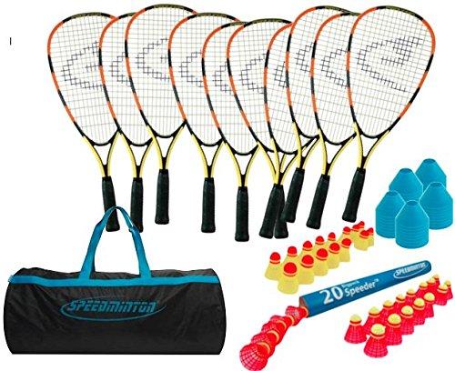 - Speedminton SM01-SUPER10-JR Speed Badminton Group Set