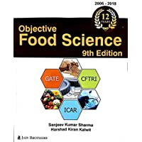 Objective Food Science (9th Edition,2019)