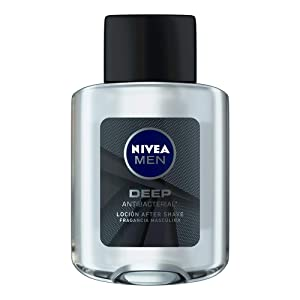 Nivea Men Deep Comforting Post Shave Lotion 3.3 Ounce (100ml)