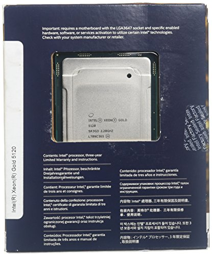 Intel Processor (BX806735120)