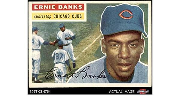 Only 5,406 made! 2019 Topps Living Set #217 Ernie Banks Baseball Card Chicago Cubs