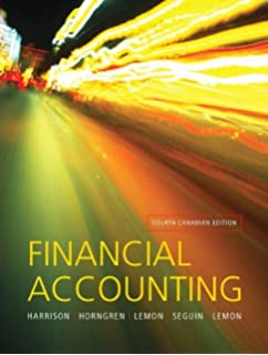 Financial accounting, 4th canadian edition   hawkswap.