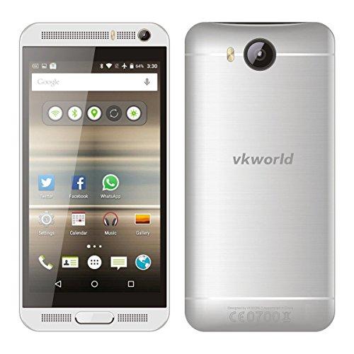 Vkworld vk800X mtk6580 12.7 cm Android 5.1 Smartphone Gesperrt 8 GB RAM + 1 GB ROM Quad Core 1,3 GHz 8 MP Dual SIM WCDMA & GSM Handlich
