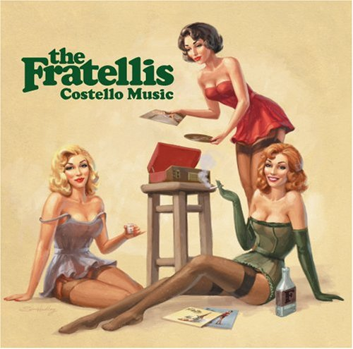 Image result for fratellis costello music
