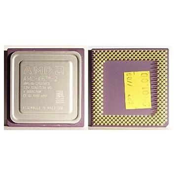 AMD-K6-2//533AFX AMD K6-2 533 MHz CPU