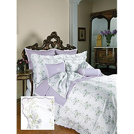 Ipswitch Sheet Sets Full 1 Flat 1 Fitted 2 Std Shams Lavender