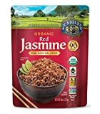 Lundberg Family Farms Organic Red Jasmine Rice, Thai Hom Mali, 8 Ounce