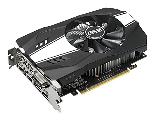 ASUS PH-GTX1060-3G GeForce GTX 1060 3GB Phoenix Fan Edition VR Ready HDMI DP DVI Graphics Card (Renewed)