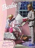 Slumber Party Fun (Super Coloring Book)