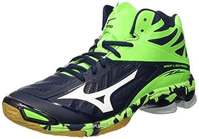 Mizuno Wave Lightning Z2 Mid, Zapatillas de Voleibol para Hombre: Amazon.es: Zapatos y complementos