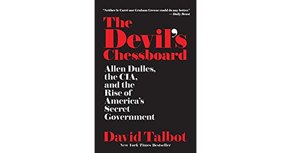 The devils chessboard allen dulles the cia and the rise of the devils chessboard allen dulles the cia and the rise of americas secret government livros na amazon brasil 9780062276179 fandeluxe Image collections
