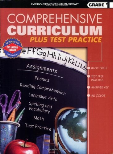 Comprehensive Curriculum Plus Test Practice, Grade 1: Basic