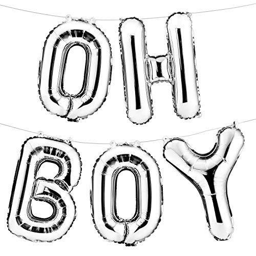 Oh Baby Boy Letters - 16