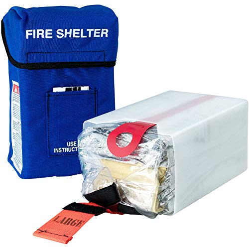 New Generation Forest Fire Protection Shelters, Large