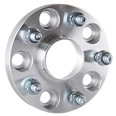 ECCPP 5x4.5 5 lug Hubcentric Wheel Spacers 20mm 60.1mm 5x114.3mm to 5x114.3mm Fits for Toyota Camry Tacoma Toyota Supra RAV4 lexus gs300 gs400 gs350 with 12x1.5 Studs: Automotive