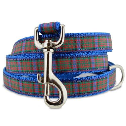 Plaid Dog Leash, MacDonald Tartan