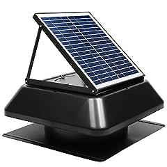 Solar Attic Fan 1750