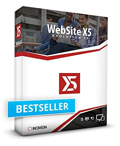 WebSite X5 Evolution 13 - Erstellen Sie Websites, Blogs und ...